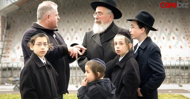 Cách giáo dục con của người Do Thái: Nhỏ biết cách kiếm tiền, lớn tự khắc giàu có! - Ảnh 2.