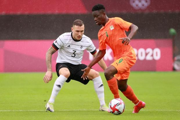 Bị cầm hòa 1-1, đương kim á quân Olympic Đức bị loại khỏi Thế vận hội ngay sau vòng bảng - Ảnh 2.
