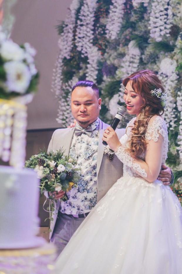 Nhìn vào cột mốc đặc biệt chỉ cách đây 8 tháng, khó thể tin Vinh Râu và Lương Minh Trang lại ly hôn - Ảnh 5.