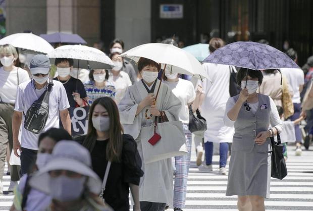 Nhật Bản ghi nhận số ca mắc Covid-19 mới cao nhất kể từ đầu dịch - Ảnh 1.