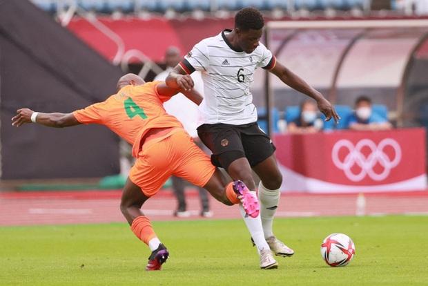 Bị cầm hòa 1-1, đương kim á quân Olympic Đức bị loại khỏi Thế vận hội ngay sau vòng bảng - Ảnh 4.