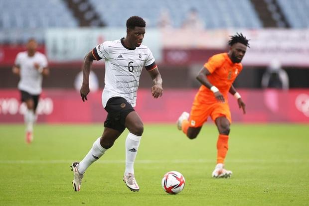 Bị cầm hòa 1-1, đương kim á quân Olympic Đức bị loại khỏi Thế vận hội ngay sau vòng bảng - Ảnh 5.