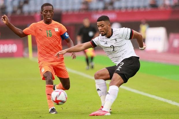 Bị cầm hòa 1-1, đương kim á quân Olympic Đức bị loại khỏi Thế vận hội ngay sau vòng bảng - Ảnh 6.