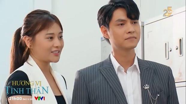 """Cận cảnh Long hôn vợ mới, Nam bị đánh ghen """"sấp mặt"""" ở phần 2 Hương Vị Tình Thân, netizen chỉ biết cảm thán: """"Chả ra gì!"""" - Ảnh 8."""