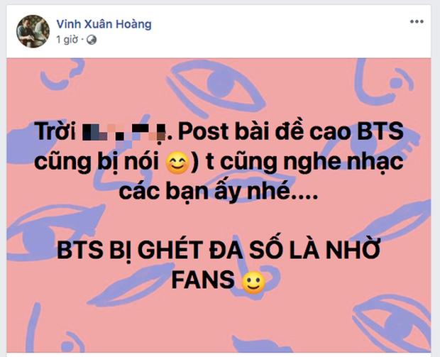 Vinh Râu từng diss rapper Thái Vũ tưởng banh chành nhưng ai ngờ dính vào BTS mới toang - Ảnh 6.