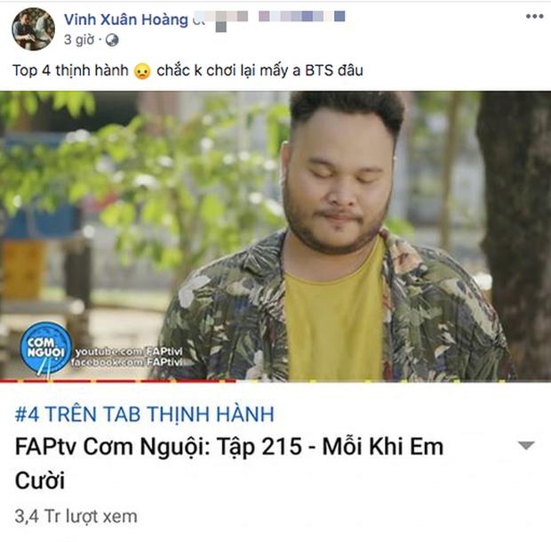 Vinh Râu từng diss rapper Thái Vũ tưởng banh chành nhưng ai ngờ dính vào BTS mới toang - Ảnh 5.