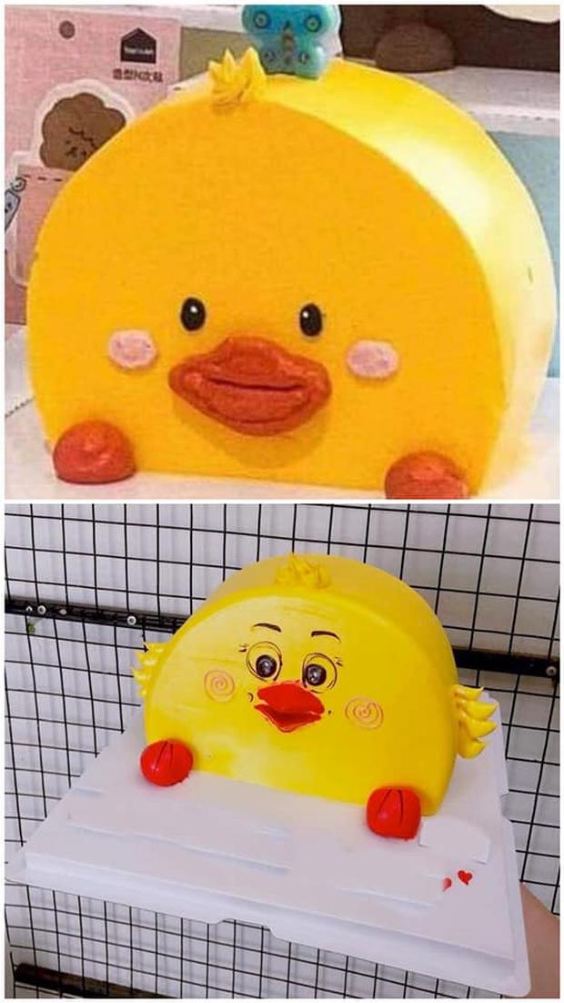Đặt bánh sinh nhật chính là trò may rủi nhất MXH: Hình minh hoạ một đằng nhưng lúc nào nhận hàng cũng một nẻo?! - Ảnh 8.