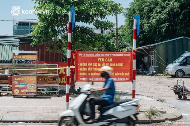 Hà Nội đóng cửa, phong toả chợ đầu mối phía Nam do một tiểu thương dương tính SARS-CoV-2 - Ảnh 3.