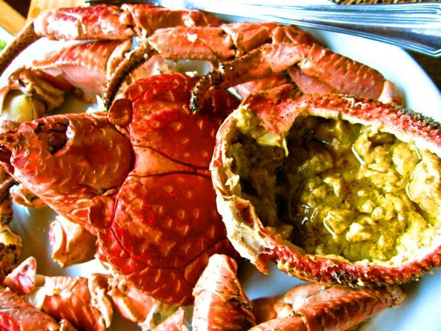 Loài quái vật trên cây dừa khiến nhiều người sợ hãi nhưng lại là đặc sản hiếm có, ở Việt Nam có tiền cũng khó lòng mua được - Ảnh 7.