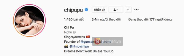 Sau Ngọc Trinh, đến lượt Chi Pu bị bốc hơi hơn 100.000 follower trên Instagram, chuyện gì đang xảy ra? - Ảnh 3.