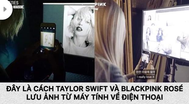 Rosé (BLACKPINK) và những pha low tech đến khó tin, vô tình trở thành trò cười của fan - Ảnh 3.