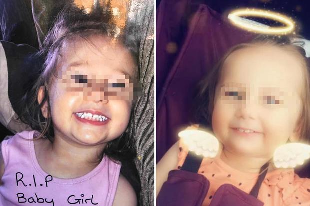 Bé gái 3 tuổi tử vong thương tâm bí ẩn trong nhà, vài tuần sau cảnh sát tóm ngay được thủ phạm nhờ loạt video TikTok kỳ quái - Ảnh 1.