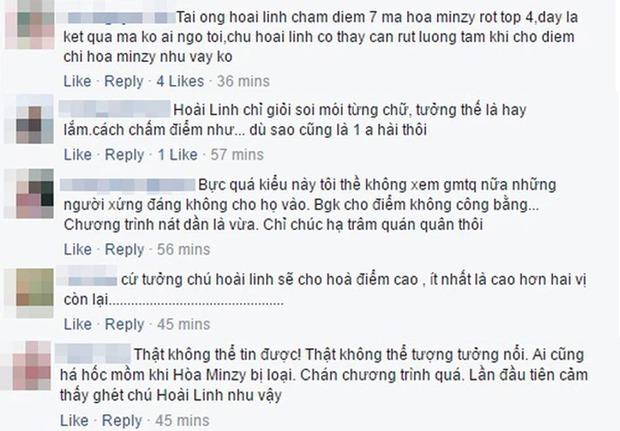 GK Hoài Linh từng bị chỉ trích vì Hòa Minzy bị loại khỏi Gương Mặt Thân Quen 5 năm về trước - Ảnh 6.