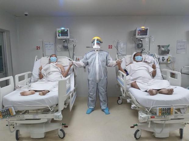 Nam sinh Long An phổi đông đặc từng nguy kịch đã thoát chết thần kỳ - Ảnh 1.