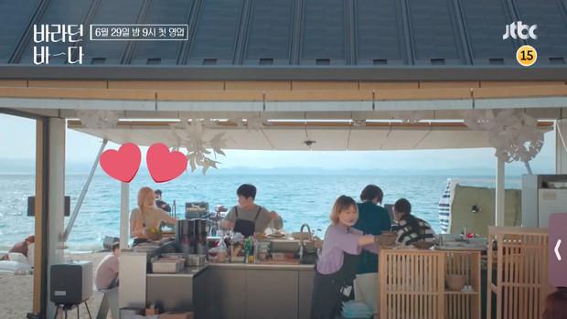 Cặp đôi hot nhất show xứ Hàn: Onew (SHINee) chỉ làm 1 hành động tinh tế với Rosé (BLACKPINK), netizen đã thòng cả tim! - Ảnh 6.