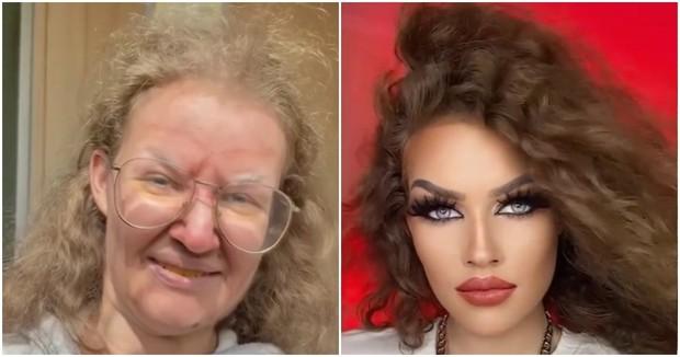 Hot girl TikTok khoe mặt mộc trước khi makeup, hơn 31 triệu người xem kiên quyết từ chối chấp nhận sự thật quá mức tàn khốc - Ảnh 4.