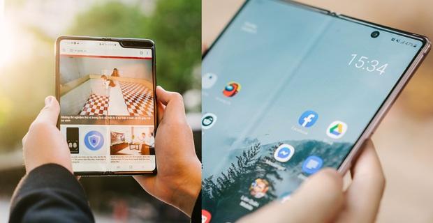Samsung Galaxy Z Fold3 sẽ trở thành smartphone gập với camera ẩn đầu tiên trên thế giới? - Ảnh 2.