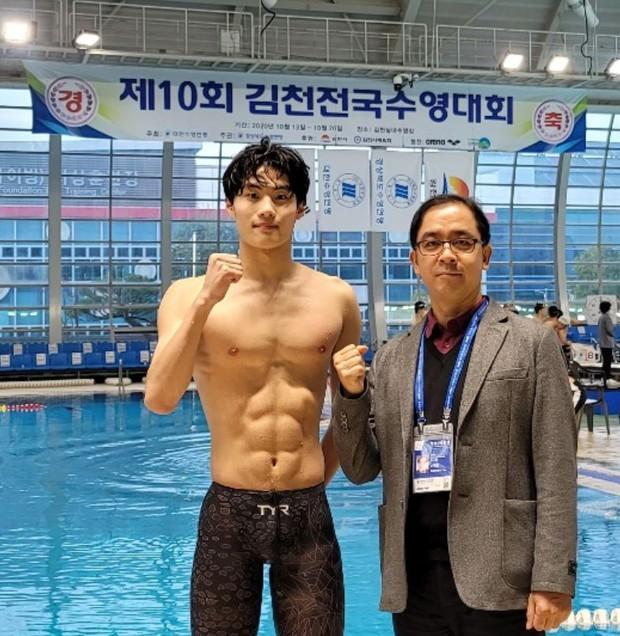 Jennie (BLACKPINK) công khai ủng hộ soái ca bơi lội 8 múi cực mlem tại Olympic, G-Dragon có ghen nổ mắt không đây? - Ảnh 5.