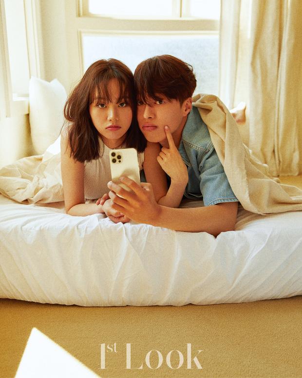 Top cặp đôi được mong cưới nhất: Thời gian yêu của 2 couple của Sooyoung và Kim Woo Bin gây choáng, Hyuna như vợ chồng son - Ảnh 8.
