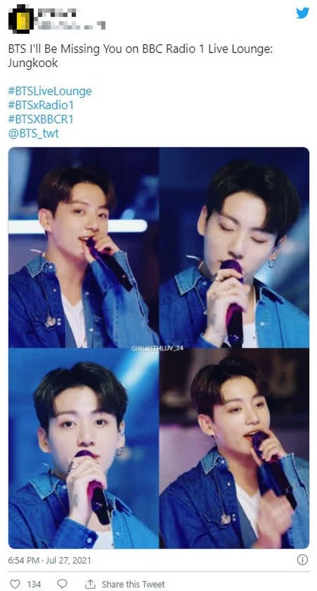 V và Jungkook (BTS) chiếm trọn spotlight trên sân khấu mới nhất: giọng hát cực phẩm, visual cũng cực mlem - Ảnh 5.