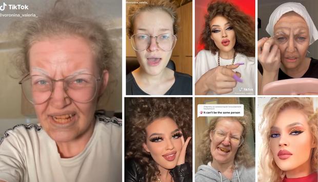 Hot girl TikTok khoe mặt mộc trước khi makeup, hơn 31 triệu người xem kiên quyết từ chối chấp nhận sự thật quá mức tàn khốc - Ảnh 5.