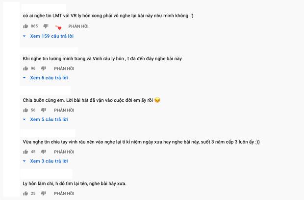 Netizen tràn vào MV bài hit duy nhất của Lương Minh Trang cảm thán: Lời bài hát đã vận vào người mất rồi - Ảnh 3.