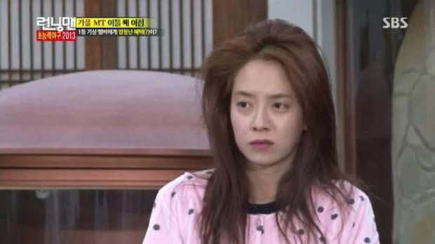 Xem Song Ji Hyo để mặt mộc ở Running Man quen rồi, giờ hóa phù thủy sắc sảo cứ thấy là lạ! - Ảnh 7.
