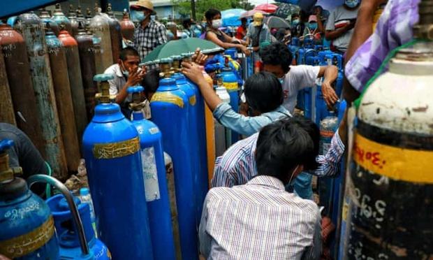 Liên Hợp Quốc cảnh báo Myanmar có thể trở thành quốc gia siêu lây lan Covid-19 - Ảnh 1.