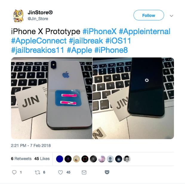 Apple gửi thư cảnh cáo đến một dân mạng Trung Quốc - Ảnh 1.