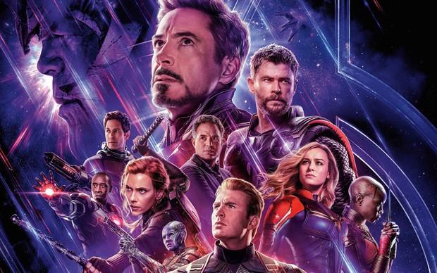 Mức cát-xê khủng khiếp của dàn cast Avengers: Endgame - có 1 ngôi sao bỏ xa bạn diễn mà ôm hàng trăm triệu USD! - Ảnh 1.