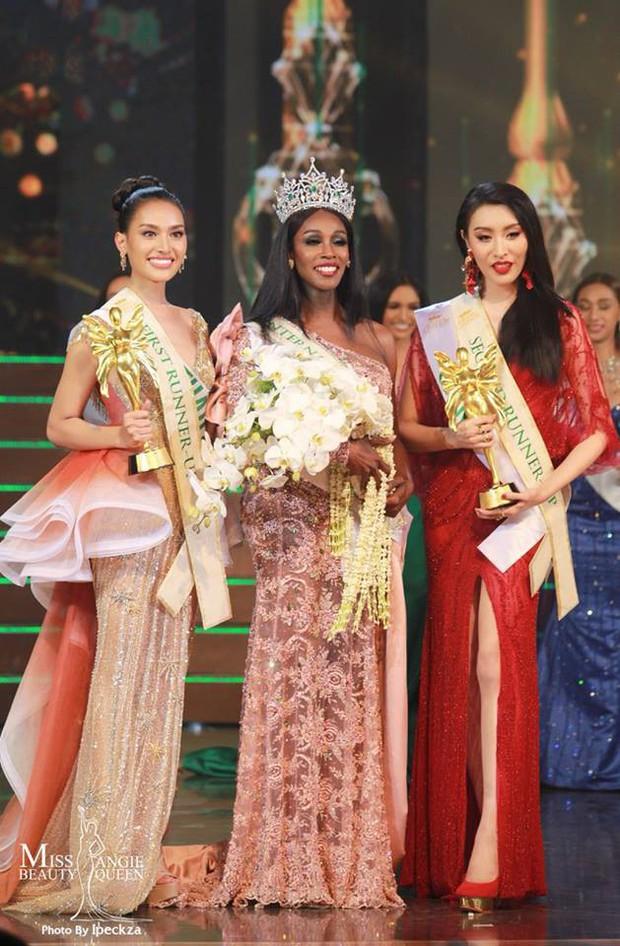 Sốc: Hoa hậu Chuyển giới Quốc tế kế nhiệm Hương Giang công khai đập mặt xây lại, nhan sắc biến dạng không nhận ra - Ảnh 9.