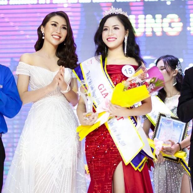 Cô nàng từng đạt danh hiệu Hoa khôi tỉnh Phú Yên