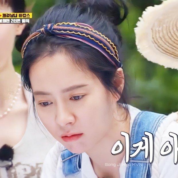 Không nhận ra Mợ Ngố Song Ji Hyo trong phim mới: Tạo hình sang nhưng khiến cô già hơn, phản ứng của netizen lại đáo ngược - Ảnh 1.
