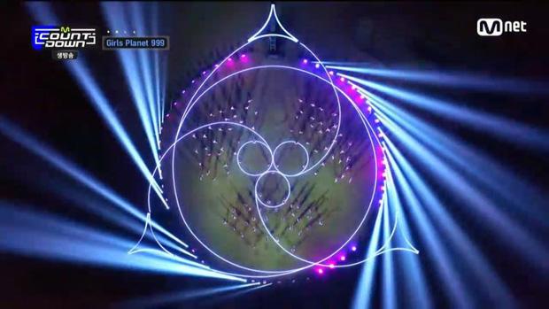 Mnet tung sân khấu chính thức của show sống còn mới: Nguyên dàn visual xinh như mộng, nhưng đến bộ ba center thì tụt mood - Ảnh 5.