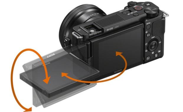 Sony chính thức trình làng ZV-E10: Thiết kế gọn gàng, phục vụ đối tượng vlogger, giá 18,9 triệu đồng - Ảnh 2.