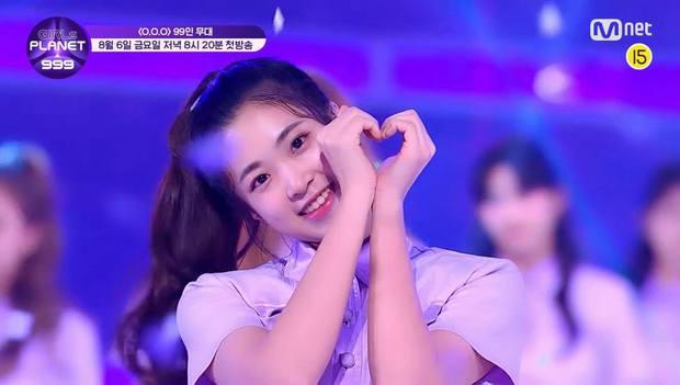 Mnet tung sân khấu chính thức của show sống còn mới: Nguyên dàn visual xinh như mộng, nhưng đến bộ ba center thì tụt mood - Ảnh 11.