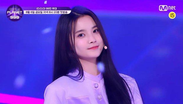 Mnet tung sân khấu chính thức của show sống còn mới: Nguyên dàn visual xinh như mộng, nhưng đến bộ ba center thì tụt mood - Ảnh 12.