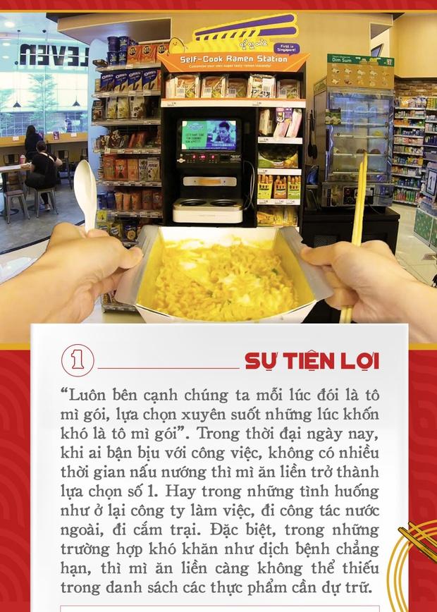 Những quốc gia tiêu thụ mì ăn liền nhiều nhất thế giới, vị trí của Việt Nam cũng vô cùng ấn tượng - Ảnh 3.