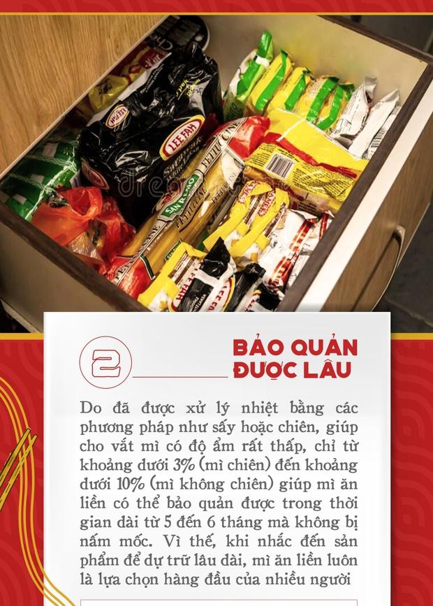 Những quốc gia tiêu thụ mì ăn liền nhiều nhất thế giới, vị trí của Việt Nam cũng vô cùng ấn tượng - Ảnh 4.
