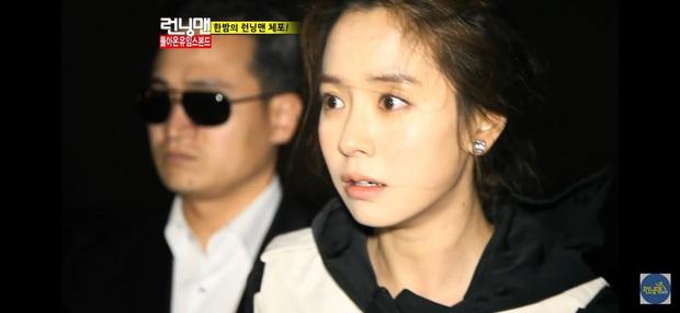 Xem Song Ji Hyo để mặt mộc ở Running Man quen rồi, giờ hóa phù thủy sắc sảo cứ thấy là lạ! - Ảnh 4.
