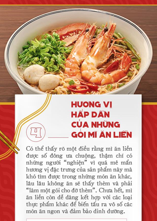 Những quốc gia tiêu thụ mì ăn liền nhiều nhất thế giới, vị trí của Việt Nam cũng vô cùng ấn tượng - Ảnh 6.