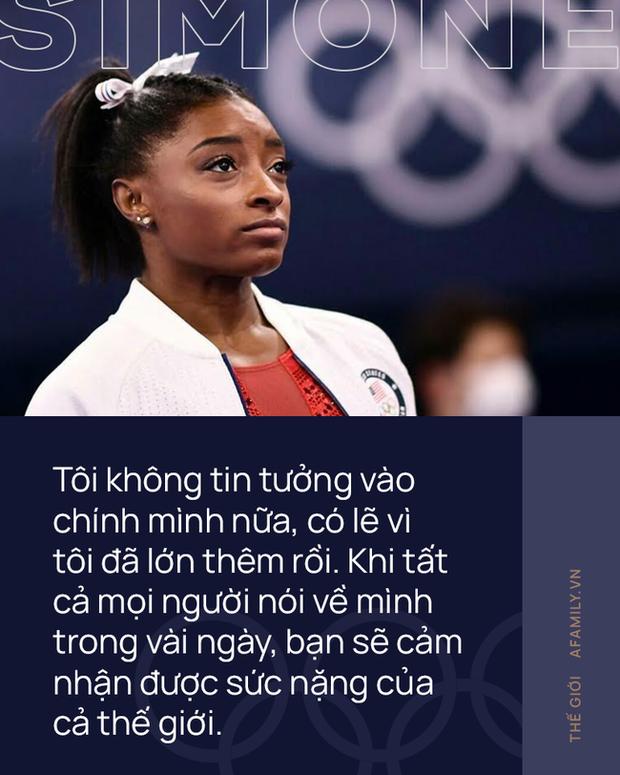 Biểu tượng thể thao Mỹ gây chấn động khi bỏ cuộc ở Olympic Tokyo 2020: Giọt nước mắt sau bao năm kìm nén từ quá khứ bị lạm dụng tình dục - Ảnh 7.