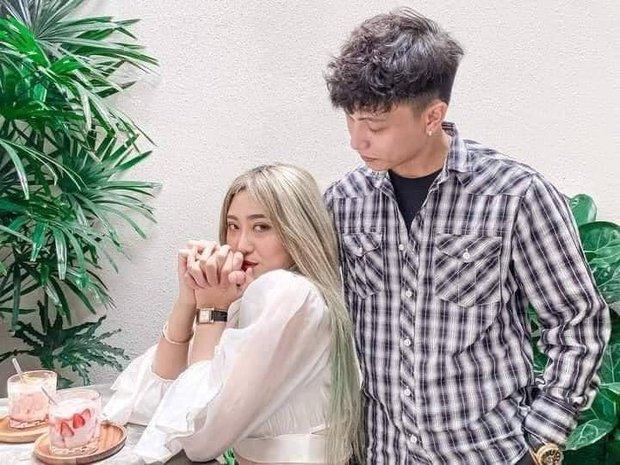 Lộ ảnh Lương Minh Trang ôm hôn tình tứ bên trai lạ hậu ly hôn Vinh Râu, ai đây ai đây? - Ảnh 2.