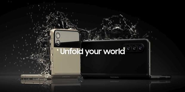 Samsung Galaxy Z Fold3 sẽ trở thành smartphone gập với camera ẩn đầu tiên trên thế giới? - Ảnh 3.