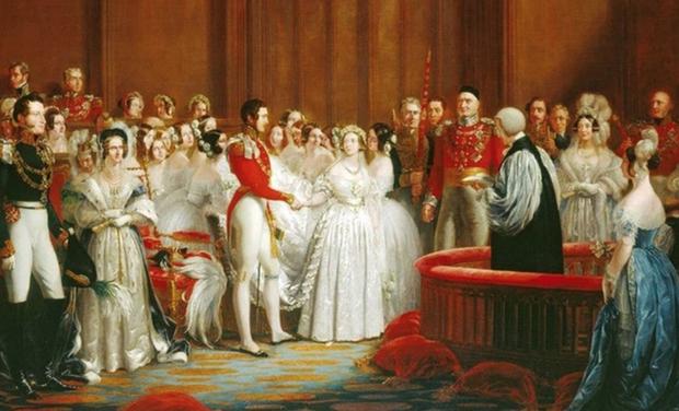 Đâu là chiếc váy cưới đầu tiên và nguồn gốc của nó cao quý tới mức nào? - Ảnh 1.