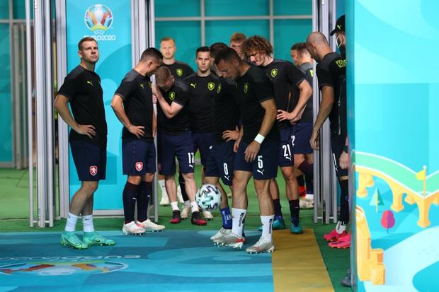 Đánh bại CH Séc, các đồng đội của Eriksen vào bán kết Euro 2020 - Ảnh 20.