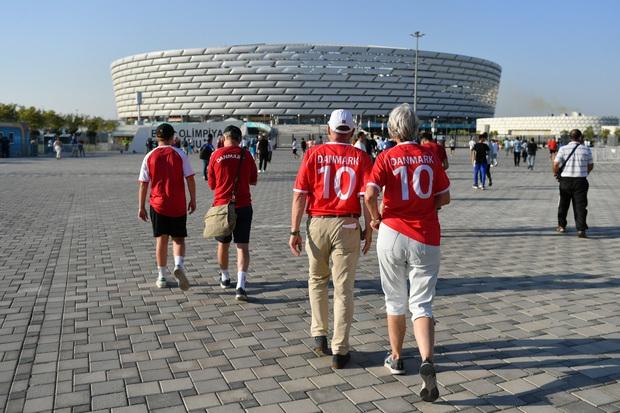 Đánh bại CH Séc, các đồng đội của Eriksen vào bán kết Euro 2020 - Ảnh 21.