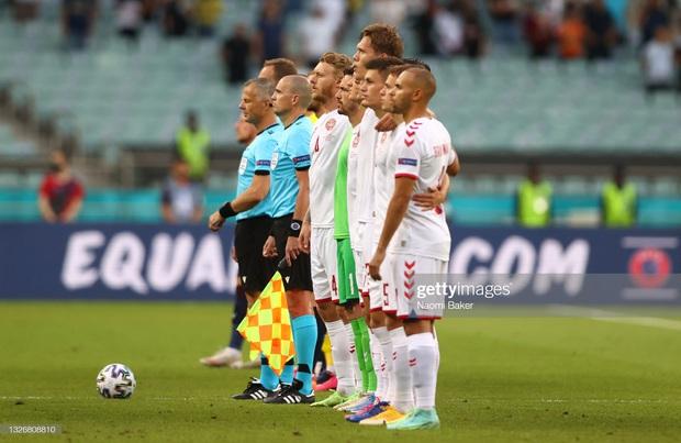 Đánh bại CH Séc, các đồng đội của Eriksen vào bán kết Euro 2020 - Ảnh 19.