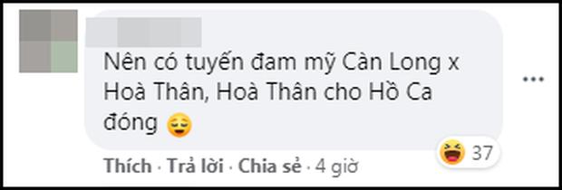 Fan Việt thi nhau viết 101 cái kết mới cho Như Ý Truyện: Như Ý bay lên cung trăng, Càn Long đóng đam mỹ luôn cho máu? - Ảnh 5.