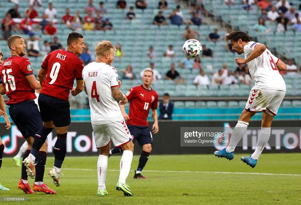 Đánh bại CH Séc, các đồng đội của Eriksen vào bán kết Euro 2020 - Ảnh 13.